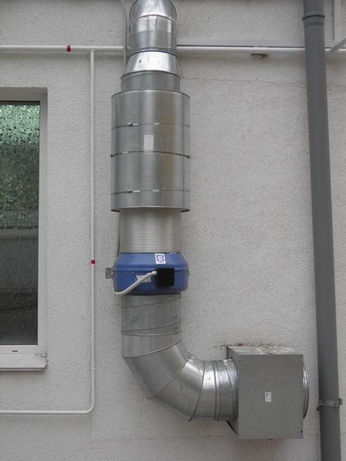 канальный вентилятор вкм в